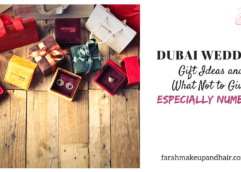 """Attending a Dubai Wedding is so much different than attending a wedding in your native city. If the couple are expats and living in the UAE or having a destination wedding, they have a much different lifestyle than just your relative living in the next street. When there is no wedding registry, it becomes a challenge to think of a special gift the couple will appreciate. All gifts given with thoughtfulness and love will be appreciated but what gifts are not ideal so your money will not be wasted, and what gift will the bride or couple love? Read on! Here are my """"What NOT to give"""" and alternative Dubai Wedding Gift Ideas!"""