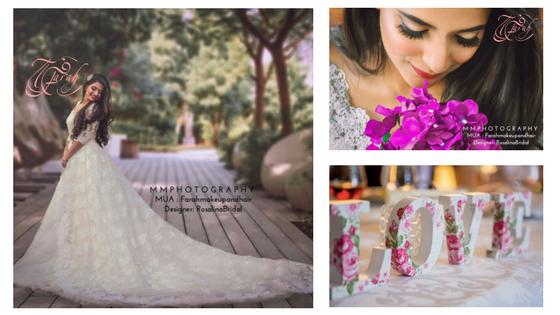 Wedding looks for garden venues