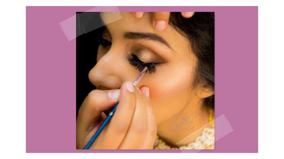 Farah Makeup and Hairstylist Dubai Wedding