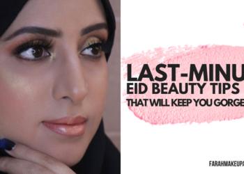 dubai makeup artist eid