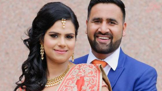 Dubai Destination Wedding Makeup
