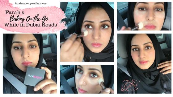 Dubai Makeup Artist Huda Beauty Easy Bake