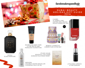 dubai christmas gift ideas 2018 list