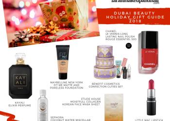 dubai christmas gift ideas 2018 list